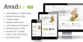 Avada WordPress Theme, Theme Fusion, Highest selling theme on themeforest.net, themeforest highest seller