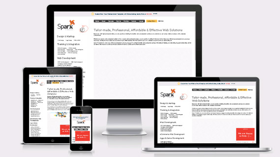 Responsive web design - approach and advantages