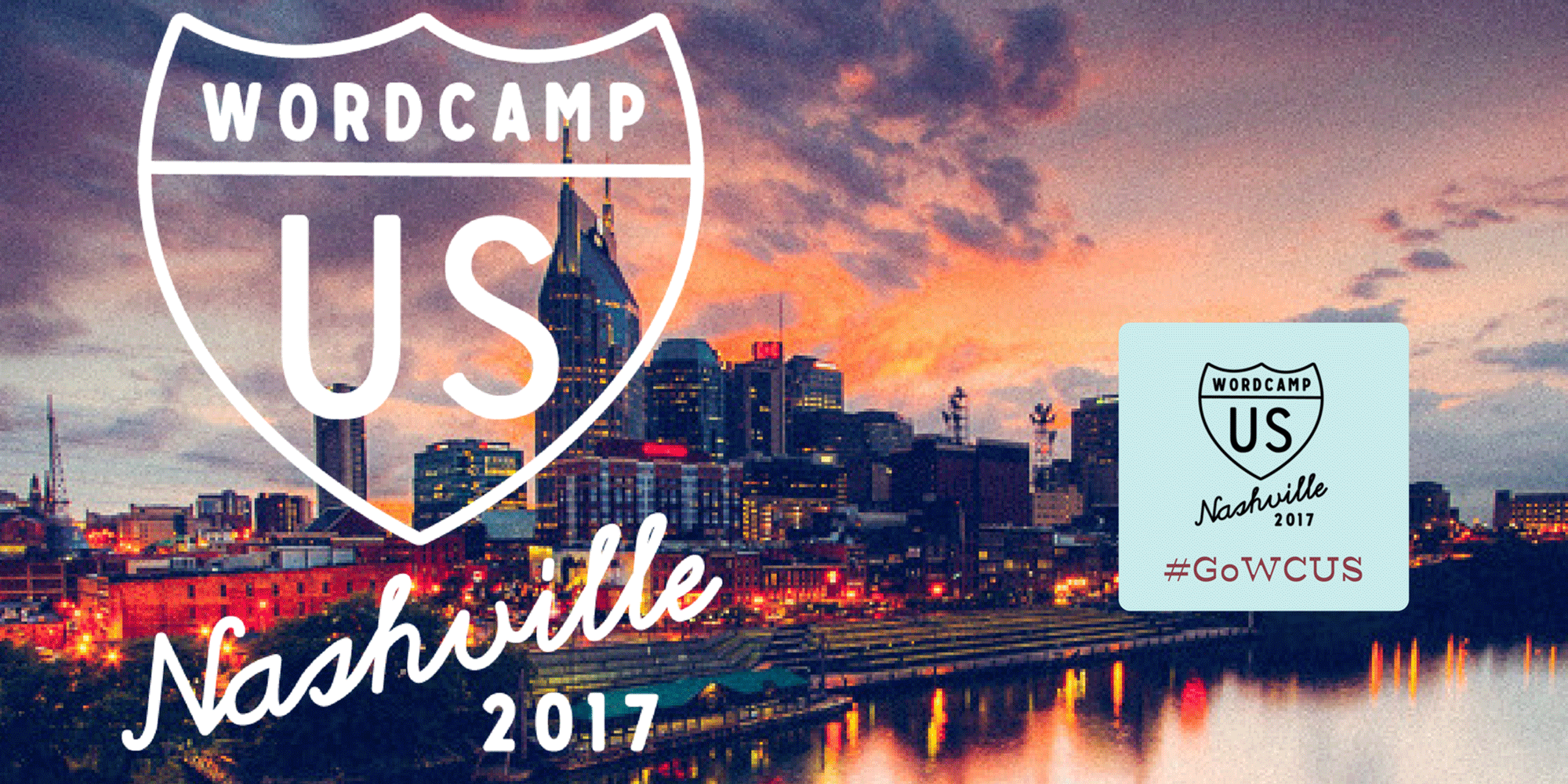 WordCamp US 2017, WordCamp US Nashville 2017