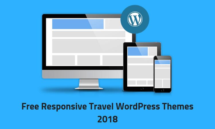 Best Free Responsive Travel WordPress Themes