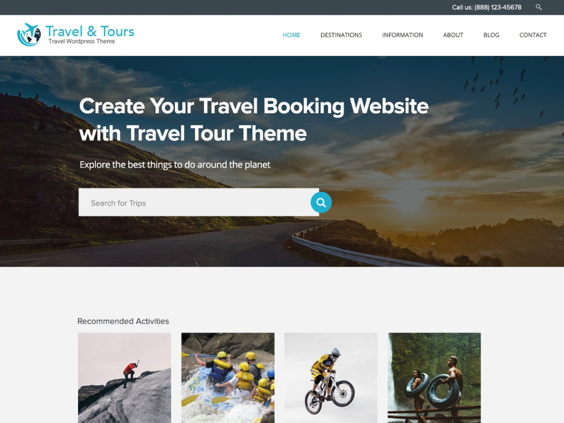 Travel&Tours-Best-Free-Responsive-Travel-WordPress-Themes-Codethemes