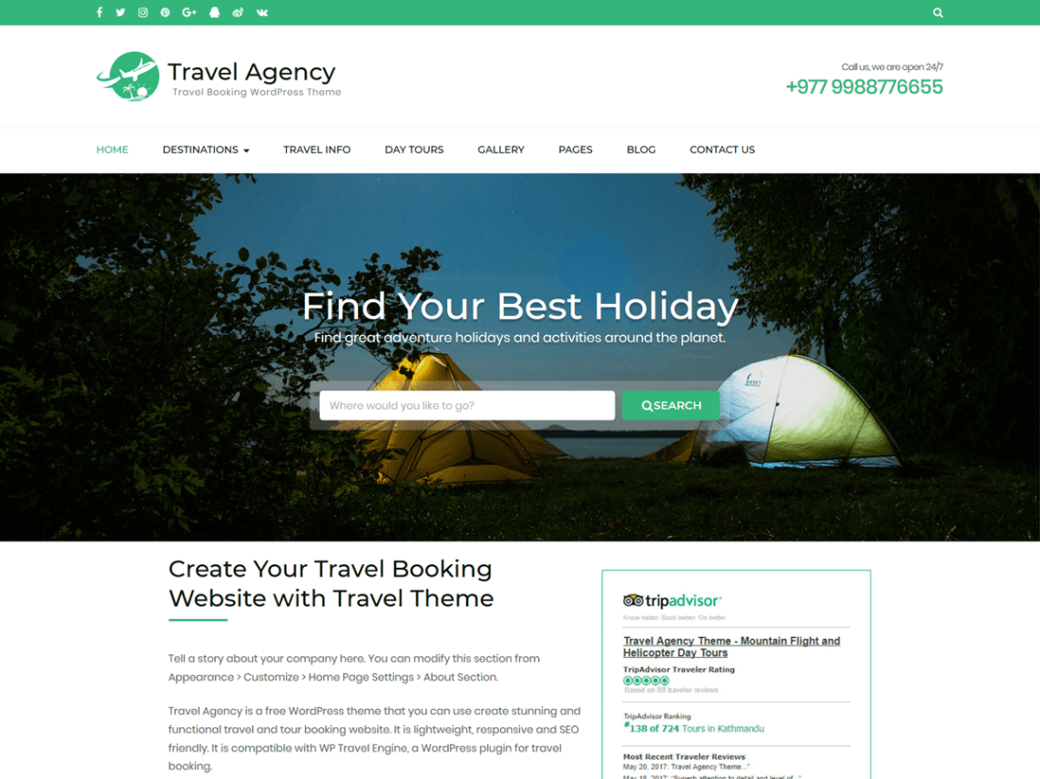 TravelAgency-Best-Free-Responsive-Travel-WordPress-Themes-CodePixelz