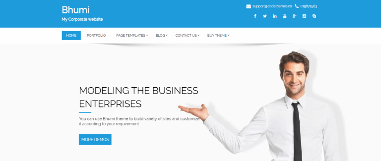 Best premium multipurpose WordPress themes
