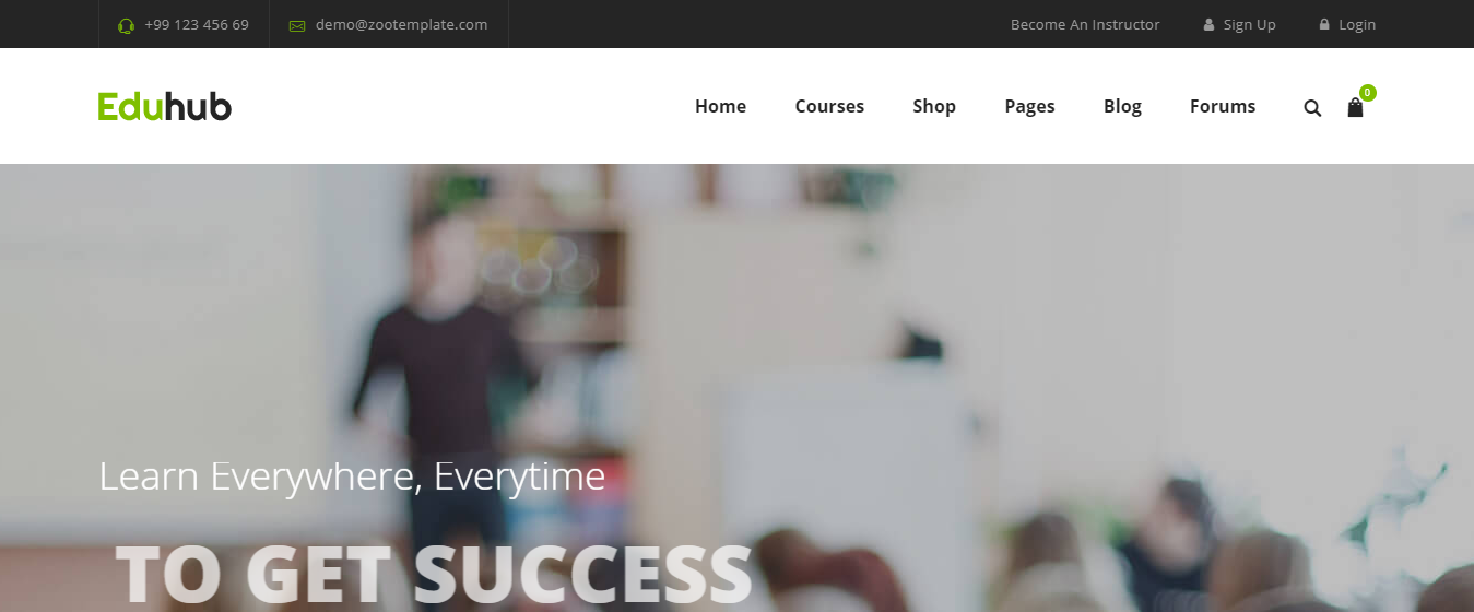 Best premium WordPress themes for Education