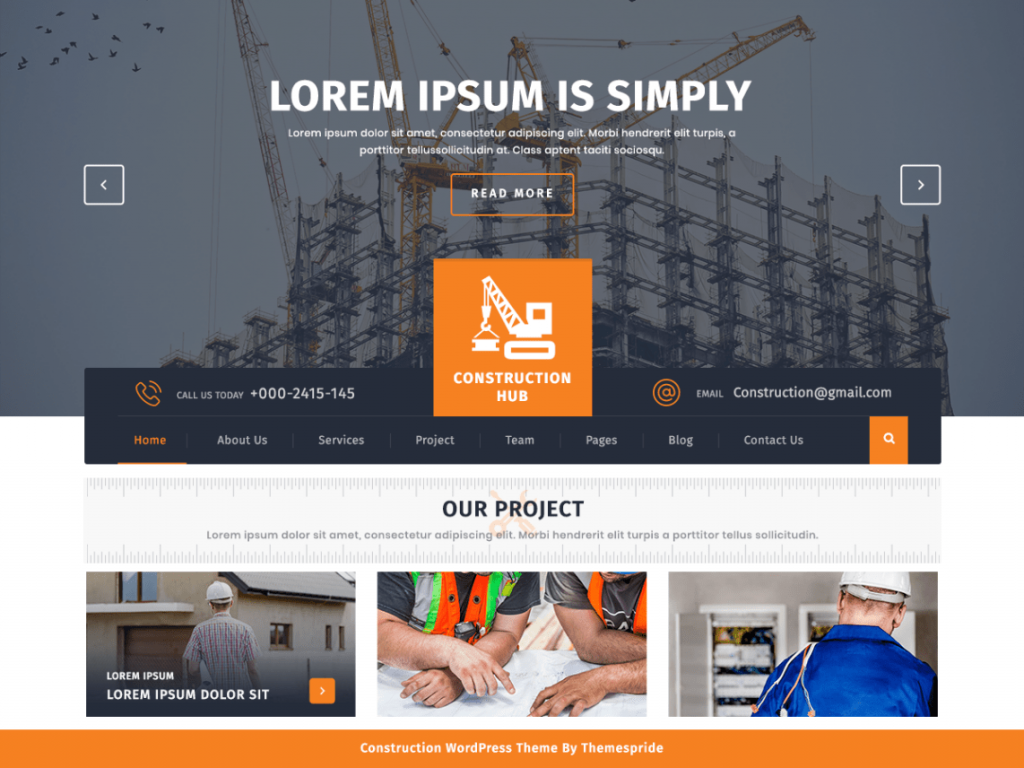 ConstructionHub-free-construction-WordPress-theme-CodePixelz
