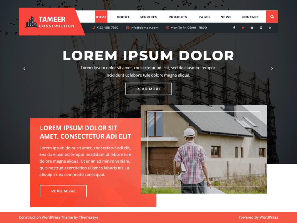 TameerConstruction-free-construction-WordPress-theme-CodePixelz