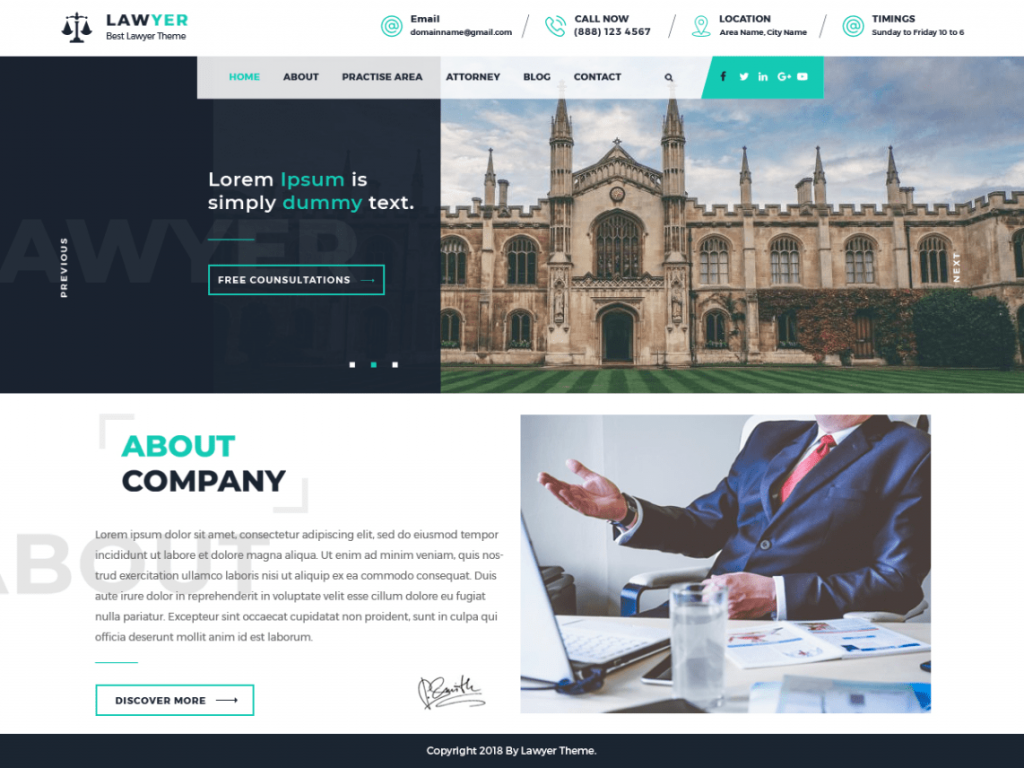 Lawyerlite-free-lawyer-law-firm-legal-WordPress-theme-CodePixelz