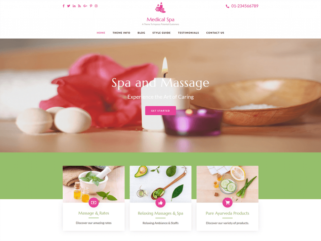 Medical-Spa-free-medical-WordPress-theme-CodePixelz