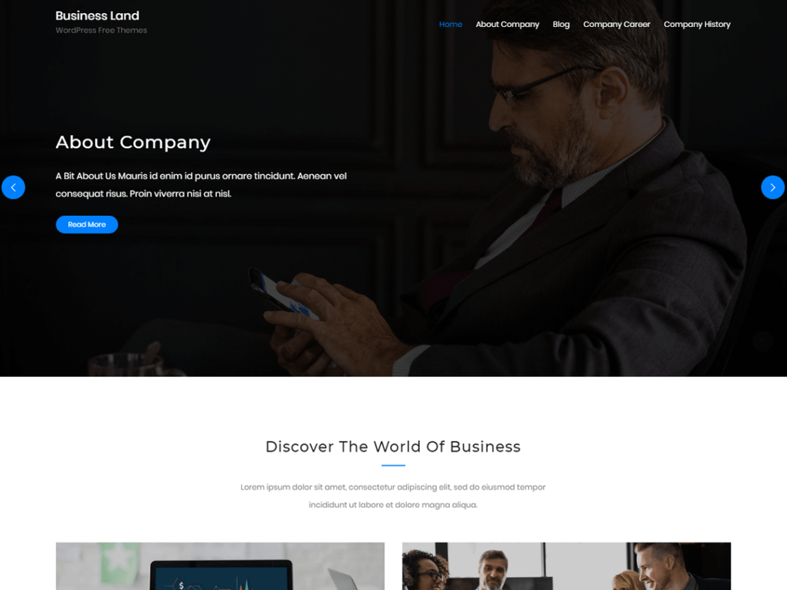 Businessland-best-responsive-agency-WPreviewteam