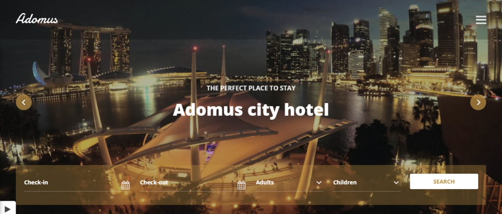 Best premium Hotel WordPress theme