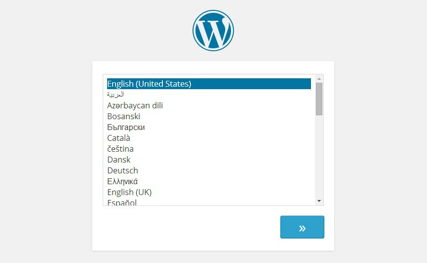 WordPress Localhost Installation