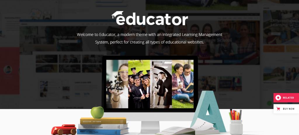 Educator-premium-WordPress-theme-Code-Pixelz