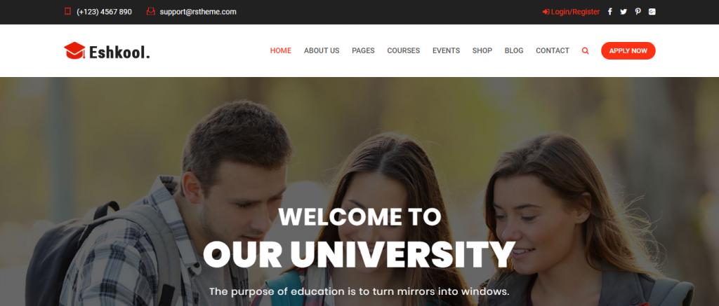 EshKool-education-premium-WordPress-theme-Code-Pixelz-Media