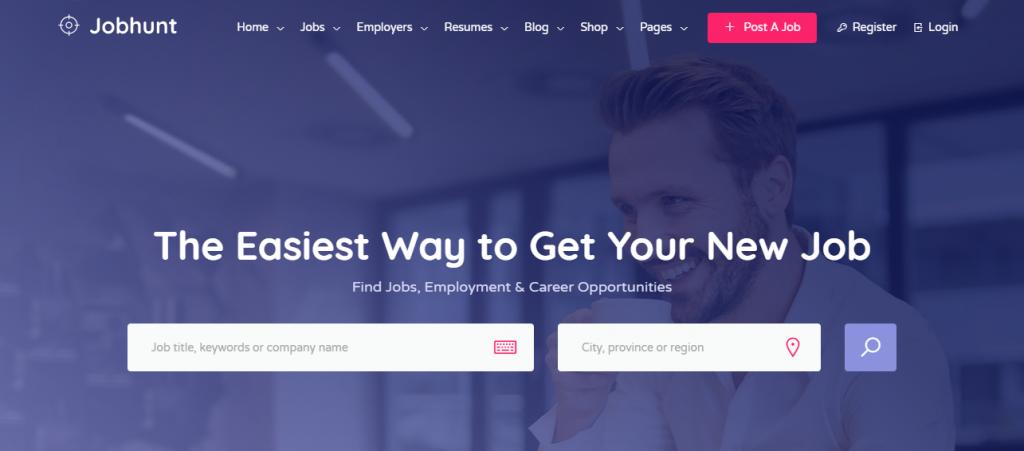 Jobhunt-WP-Job-Manager-theme-Code-Pixelz-Media