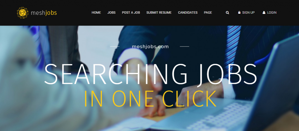 MeshJob-WP-job-manager-premium-theme-Code-Pixelz-Media