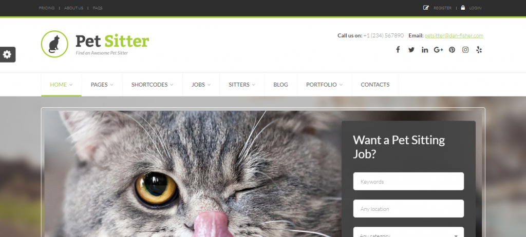PetSitter-premium-WPJob-Manager-plugin-WPreviewteam