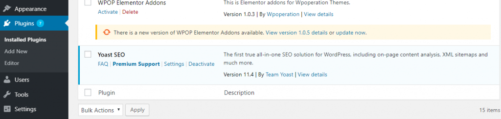 Yoast-SEO-activate-plugin-Code-Pixelz-Media