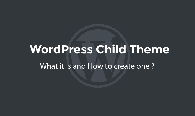 WordPress child theme-how to create one-Code Pixelz