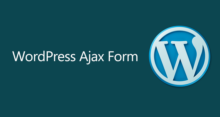 WordPress Ajax Form-CodePixelz