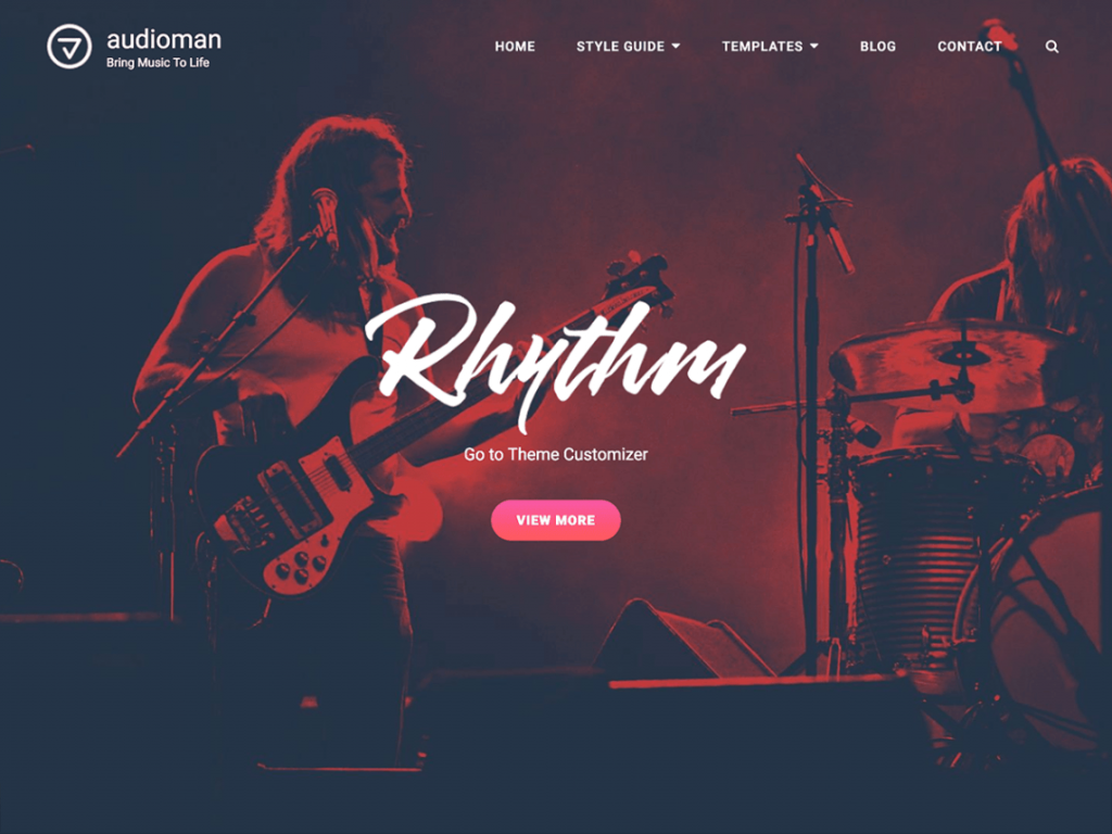 Audioman-free-music-businesses-WordPress-theme-Code-Pixelz