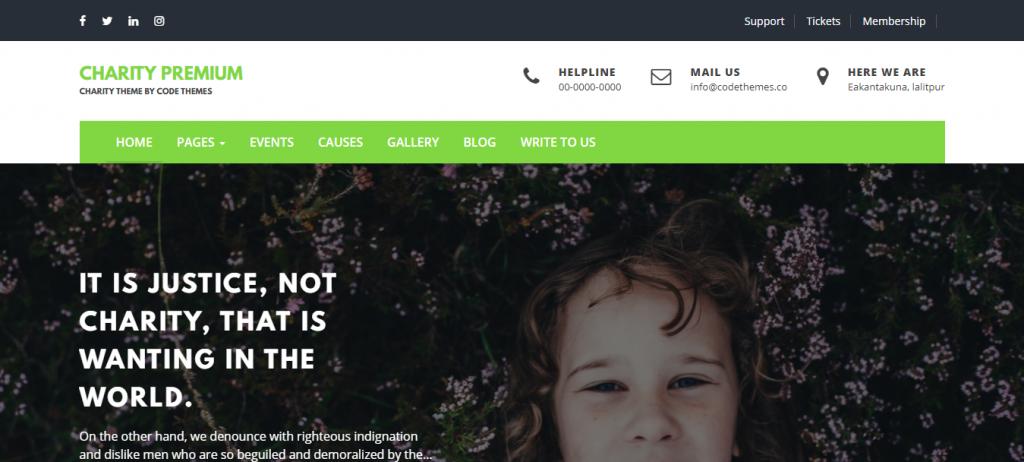 Charity-Premium – free-Charity-WordPress-Theme-Code-Pixelz