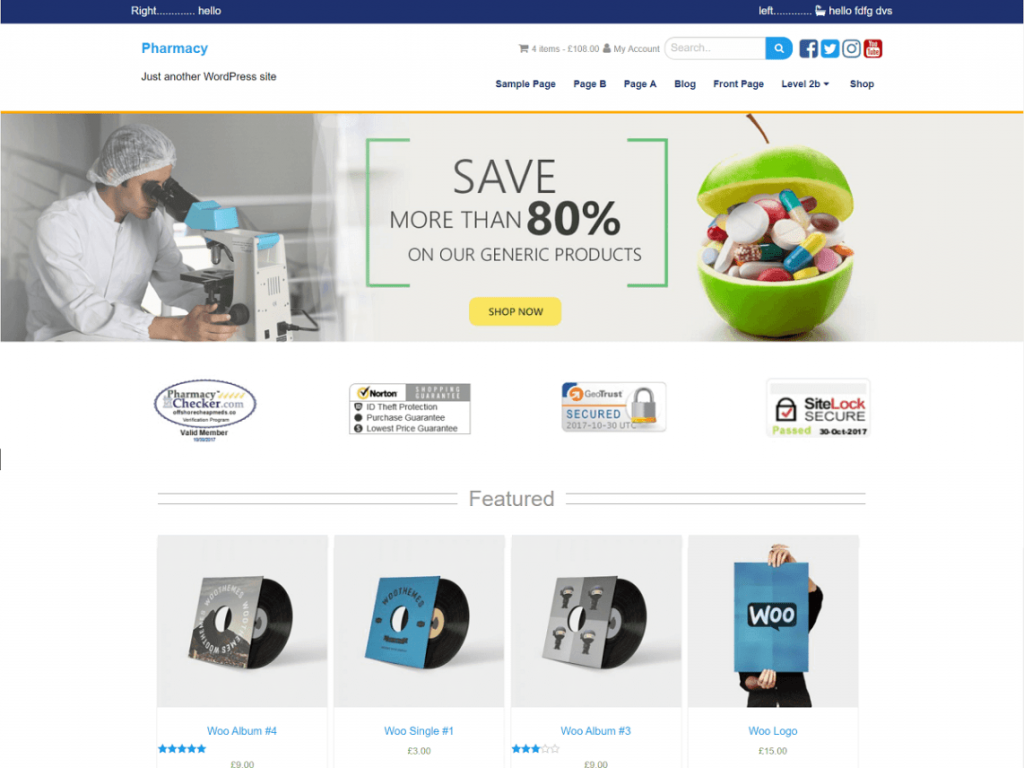 MedicalPortfolio-free-best-medical-WordPress-theme-Codepixelz