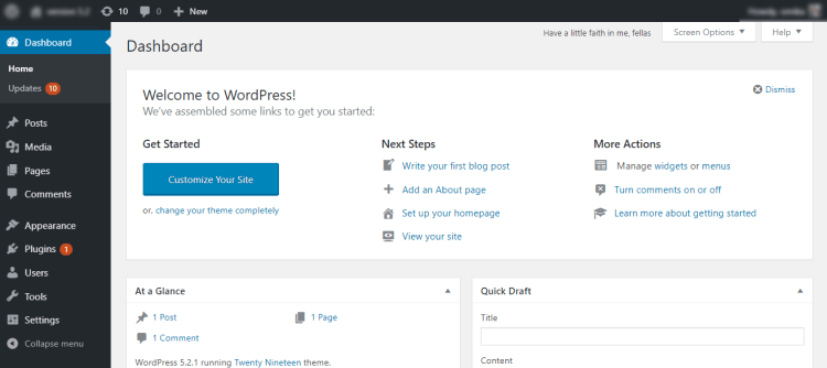 WordPress-Dashboard-Options-Code-Pixelz