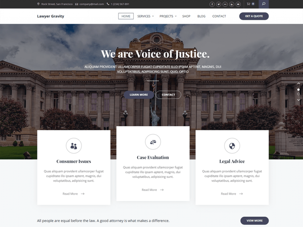 LawyerGravity-free-best-responsive-lawyer-WordPress-themes-CodePixelz