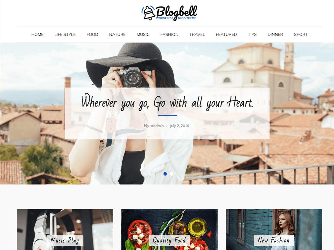 BlogBell-free-responsive-WordPress-theme-for-travel-blogs-CodePixelz