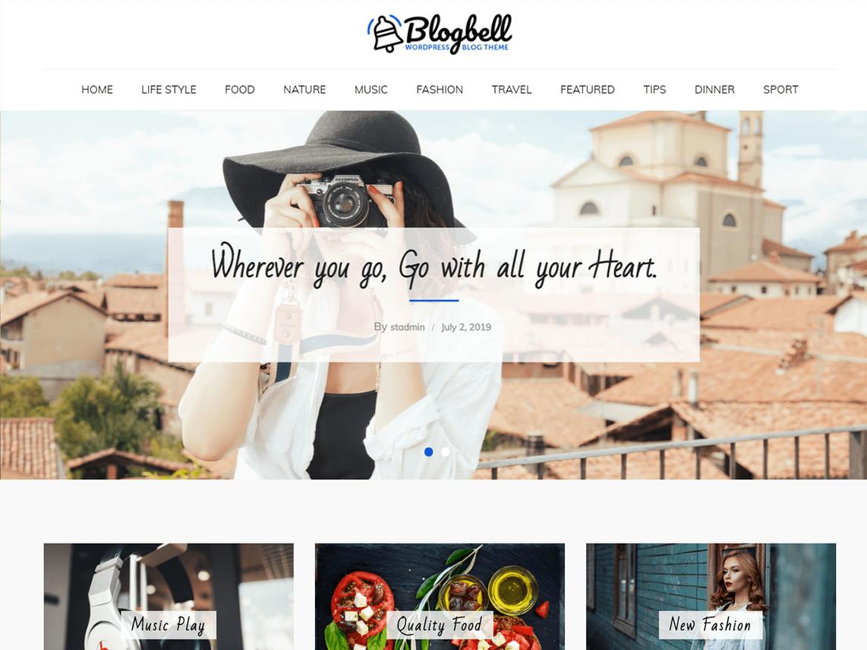 BlogBell-free-responsive-WordPress-theme-for-travel-blogs-CodePixelz
