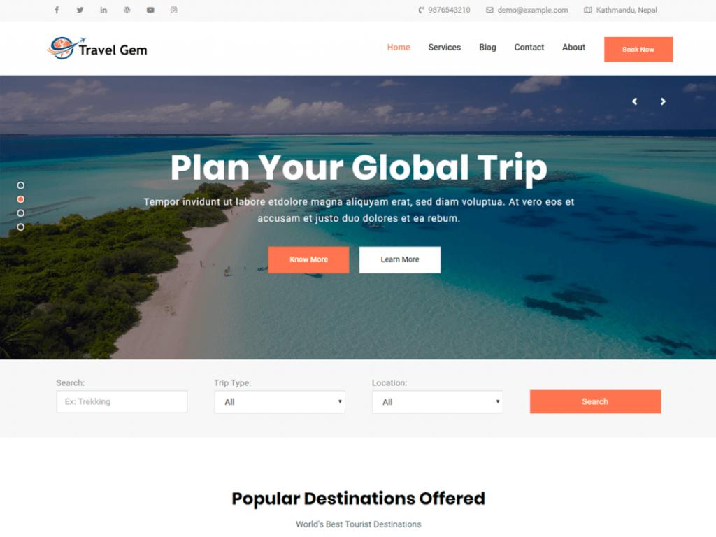 Travel-Gem-free-responsive-travel-WordPress-themes-CodePixelz