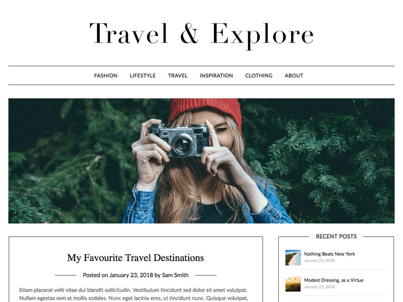 TravelMimimalistBlogger-free-WordPress-theme-for-travel-blogs-CodePixelz
