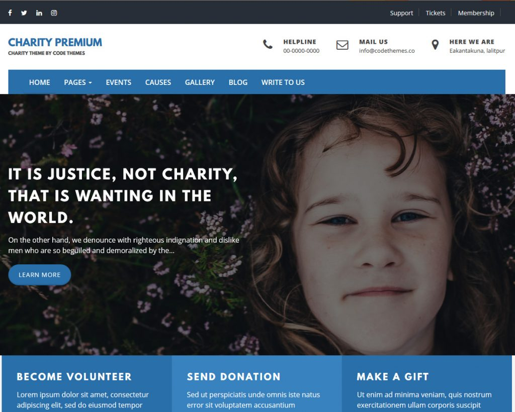 CharityReview-best-top-premium-charity-non-profit-WordPress-themes-WPreviewteam