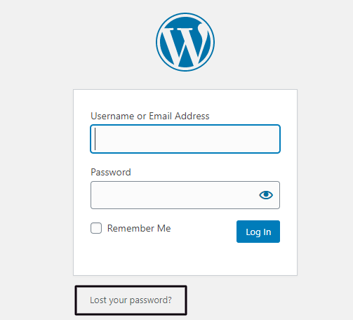 lost-password-in-WordPress-loginpage-CodePixelz