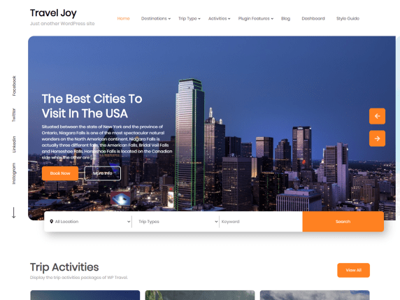 Travel-Joy-best-free-travel-WordPress-theme-CodePixelz