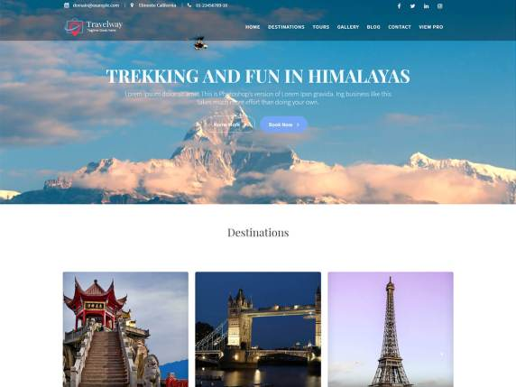 TravelWay-best-free-travel-WordPress-theme-Codethemes