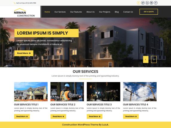 NirmanConstruction-best-free-construction-WordPress-themes-CodePixelz